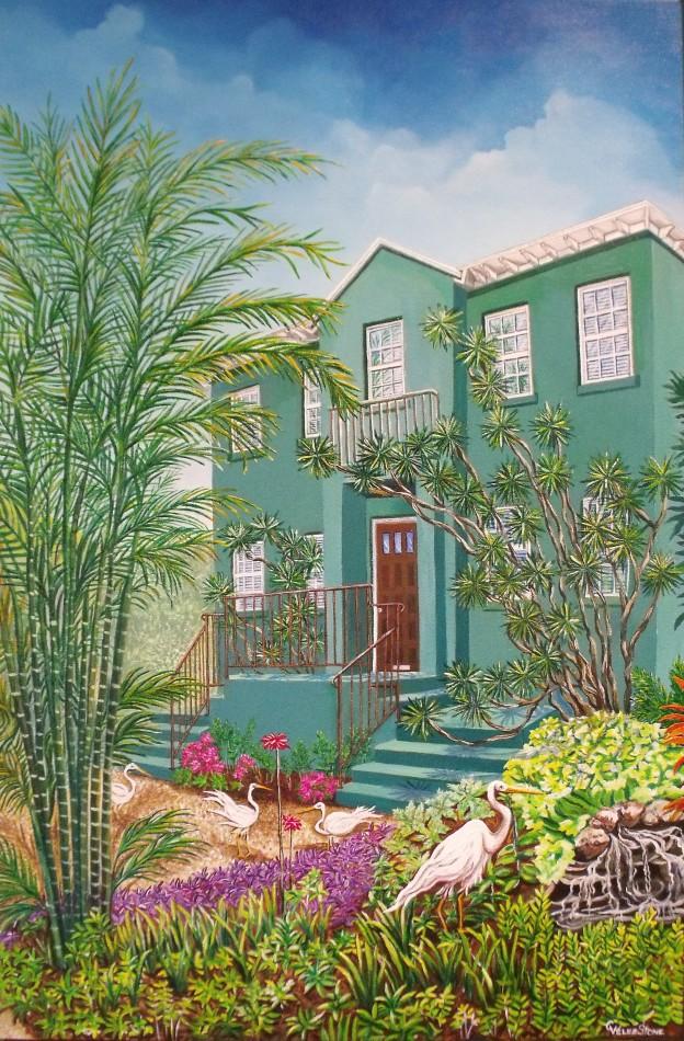 """""""Florida Green In Grandeur"""""""